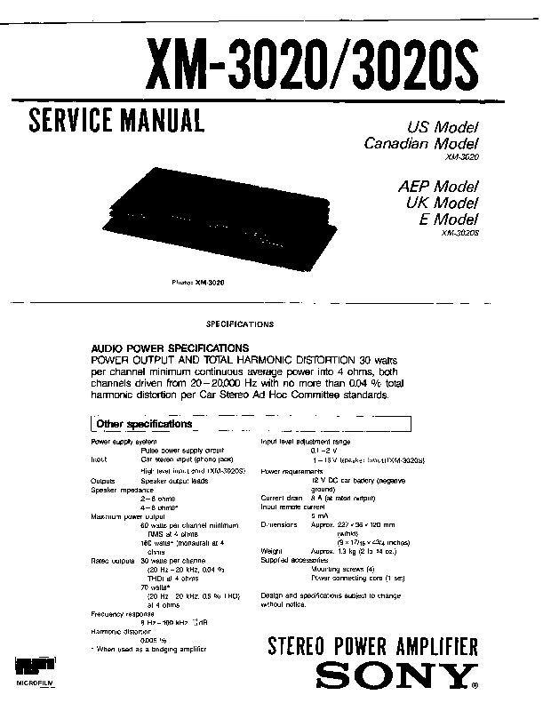 Car Service Manual Pdf Free