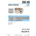 Sony DSC-N2 (serv.man13) Service Manual