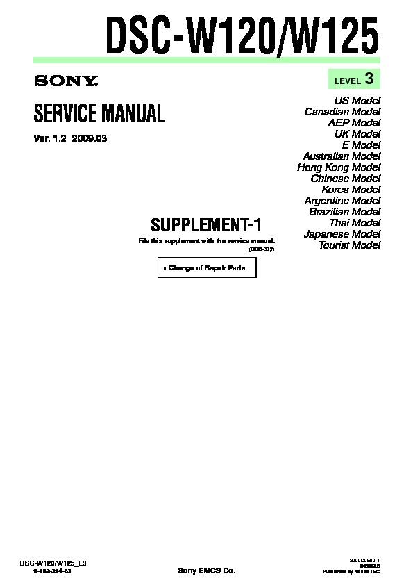 sony dsc w120 dsc w125 serv man6 service manual free download rh servicemanuals us Master Code DSC Alarm System DSC Alarm Installation