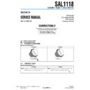 sal1118 (serv.man4) service manual