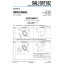 SAL135F18Z (serv.man3) Service Manual