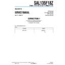 SAL135F18Z (serv.man4) Service Manual