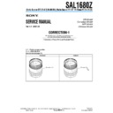 SAL1680Z (serv.man5) Service Manual