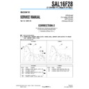 SAL16F28 (serv.man4) Service Manual