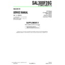 SAL300F28G (serv.man4) Service Manual