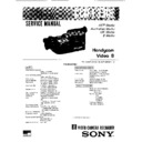 Sony CCD-F330E (serv.man2) Service Manual