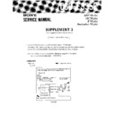 Sony CCD-F335E (serv.man5) Service Manual