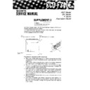 Sony CCD-F340E (serv.man5) Service Manual