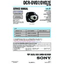 Sony DCR-DVD7, DCR-DVD7E (serv.man2) Service Manual
