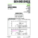 Sony DCR-DVD7, DCR-DVD7E (serv.man9) Service Manual