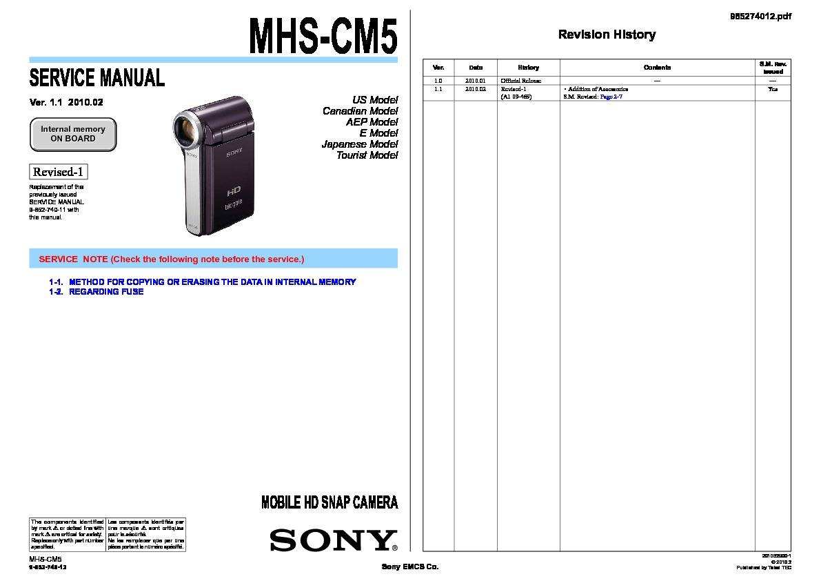 Sony Mhs Cm5 Service Manual Free Download Speaker System Diagram Parts List For Model Sava3 Sonyparts Audio
