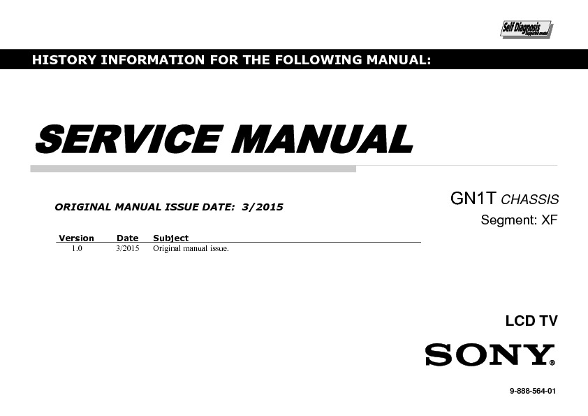 samsung tv service manuals free download