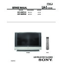 Sony Kdf 42we655 Kdf 50we655 Service Manual Free Download