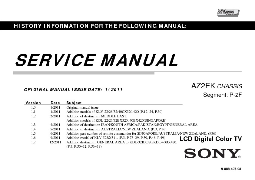 sony kdl 32bx311 service manual free download sony bravia kdl-32ex400 manual sony bravia kdl-32ex400 manual