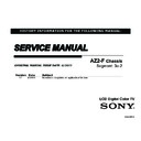 Sony KDL-32EX725, KDL-46EX725 Service Manual