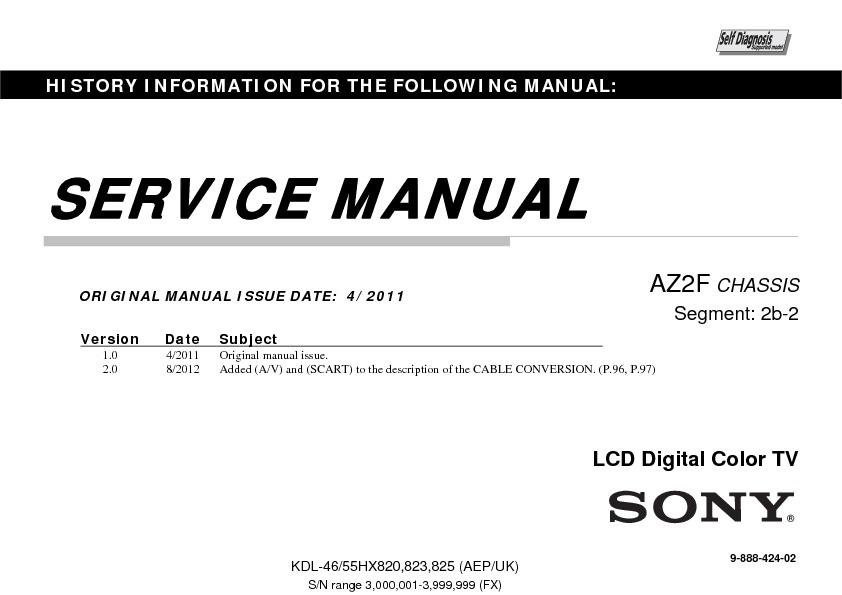 Free Service Manuals tv