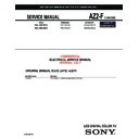 Sony KDL-55HX825 (serv.man2) Service Manual