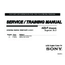 Sony KDL-55HX825 Service Manual