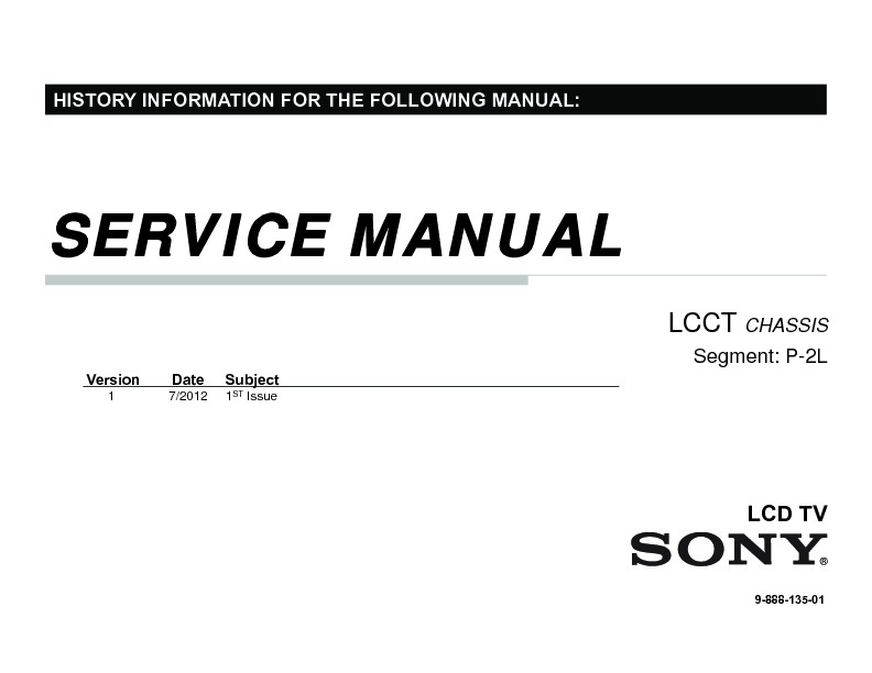 sony klv 24ex430 service manual free download rh servicemanuals us Sony BRAVIA LED TV sony bravia 42 inch instruction manual