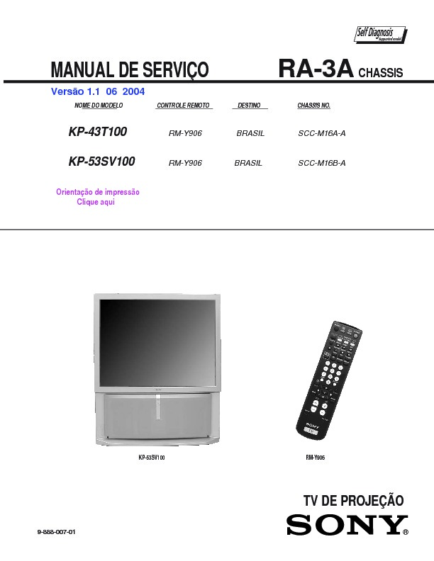 sony tv service manuals page 59 rh servicemanuals us Auto Repair Manual Service ManualsOnline