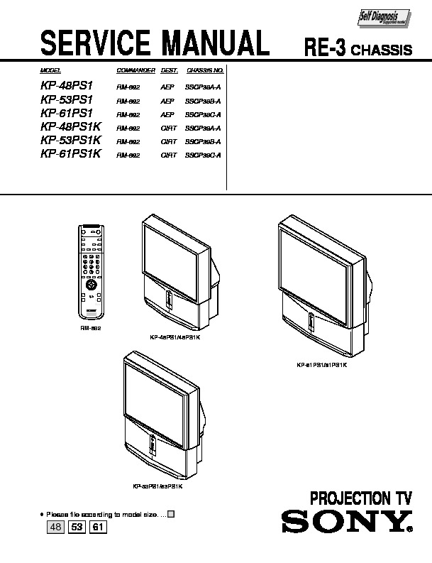 sony tv service manuals page 61 rh servicemanuals us Service Station Service Station