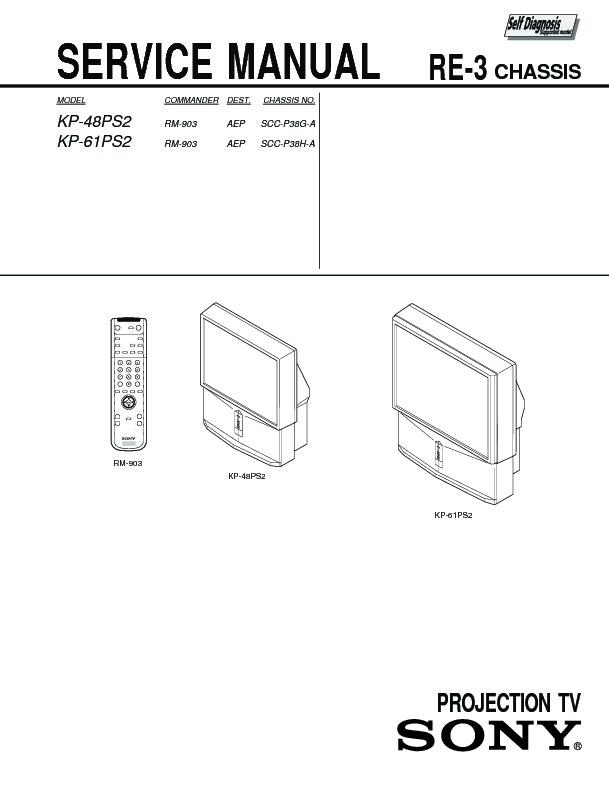sony tv service manuals page 61 rh servicemanuals us Maintenance Manual Manual Book