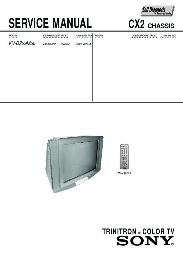 crt tv repair guide pdf free download