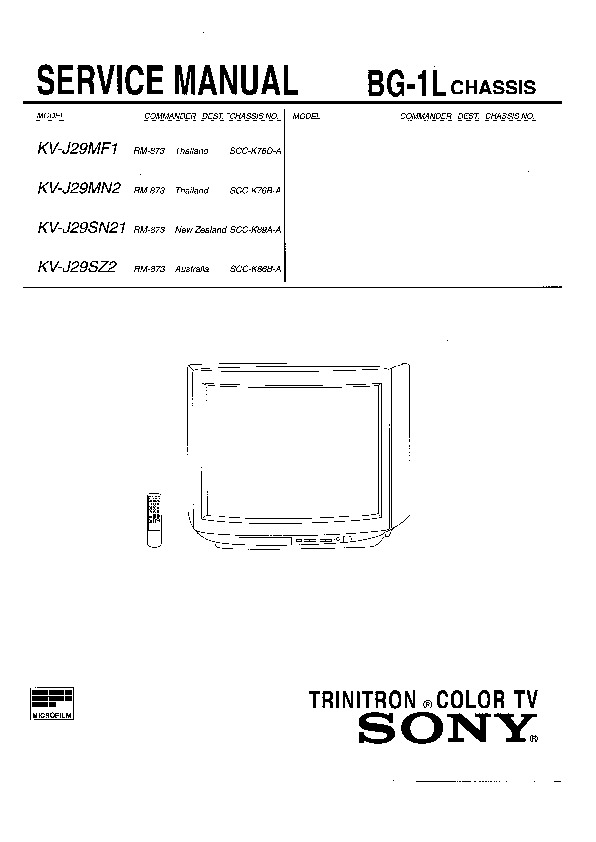 sony tv service manuals page 114 rh servicemanuals us
