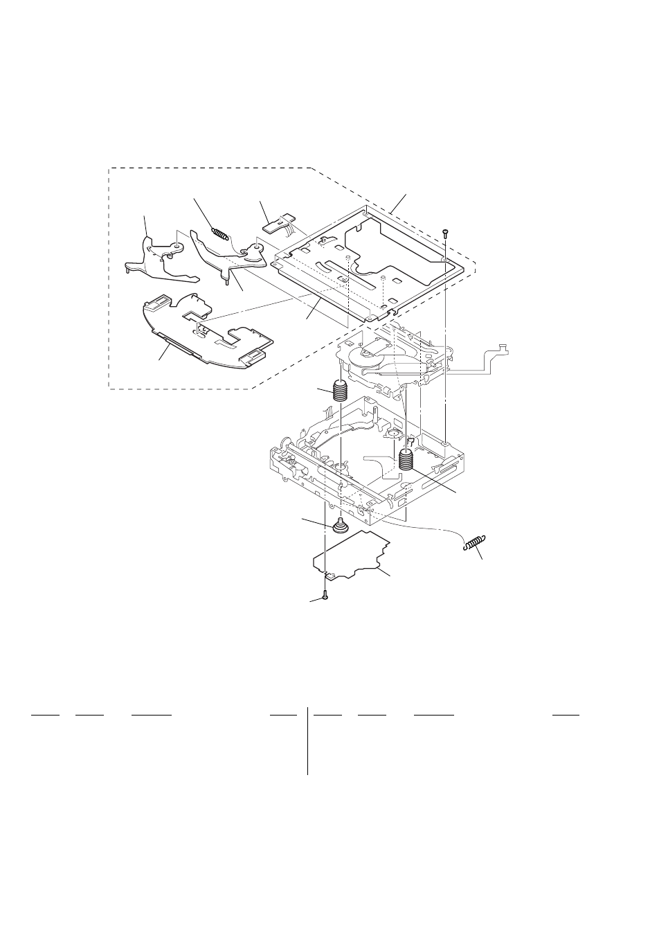 Sony Cdx F7710 F7710s F7715x F7750 F7750s Wiring Diagram Service Manual Page 4