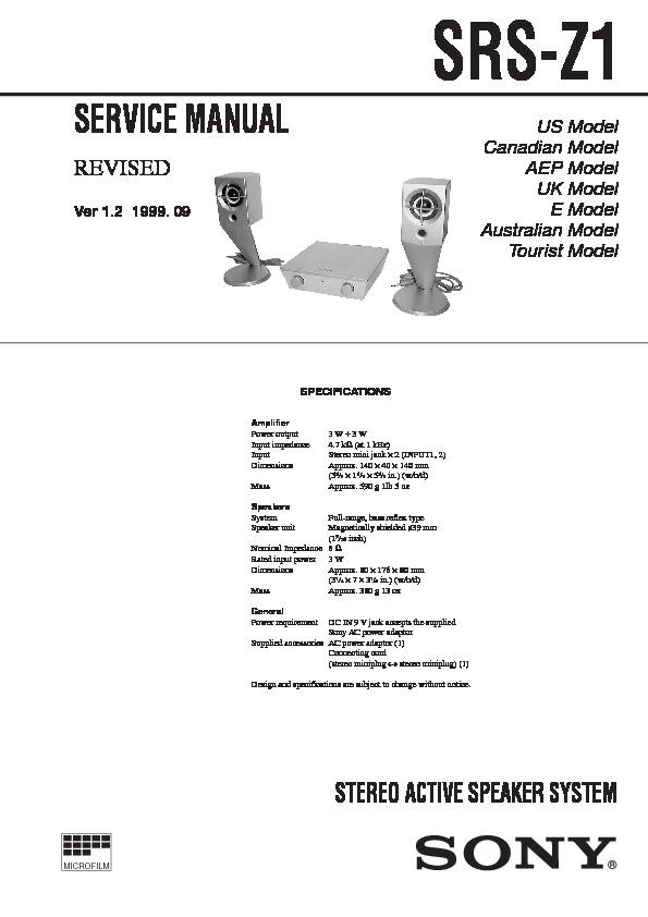 Z1 Manual PDF Download - ratsnakefoundationorg